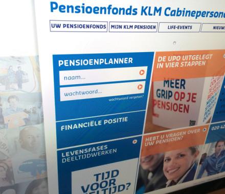KLM Pensioenfondsen